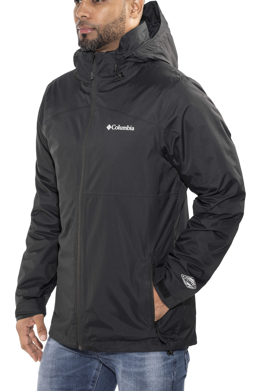 Columbia Aravis Expl     - Veste Homme - noir sur CAMPZ ! 4a60e37bc6aa